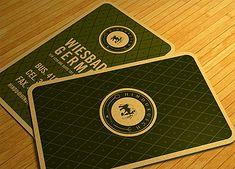 Creative Business Card - Hindukusch