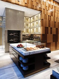 enRoute | Andaz Wall Street