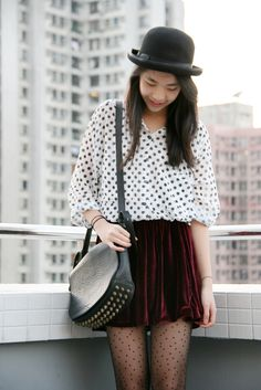 "Today our featured blogger is one of the Top Teen Vogue ""Fashion Click"" bloggers: Zoe of Fashiononymous http://blog.giglio.com/en/meet-the-fashion-bloggers-fashiononymous/"