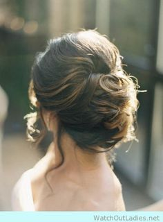 Wedding Hairstyles Updo Get inspired for your Big Day hairdo with our round up of utterly romantic wedding hairstyles. - Get inspired for your Big Day hairdo with our round up of utterly romantic wedding hairstyles. Upstyle Wedding Hair, Romantic Wedding Hair, Autumn Wedding, Bridal Updo, Romantic Updo, Hair Wedding, Hairstyle Wedding, Gown Wedding, Wedding Dresses