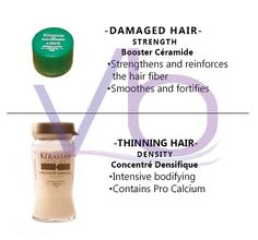 Kerastase Fusio Dose Treatments (Costumizable in 25 Different Ways) (Densifique-booster Ceramide) *** Continue to the product at the image link.