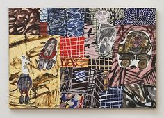 Dubuffet: late paintings at Timothy Taylor Gallery