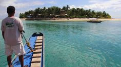 Beautiful Modessa Island in Palawan - Snorkeling with jacks   PHILIPPINES