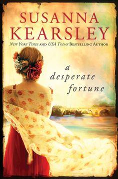 DESPERATE FORTUNE by Susanna Kearsley