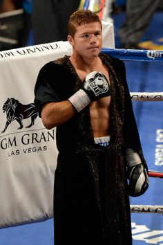 "Canelo Alvarez- Griff ""the Grappler"""