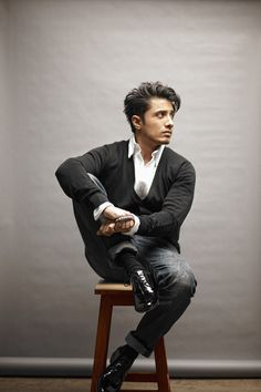 Ali Zafar. Bollywood Actors.
