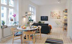 O Mundo de Calíope: A Casa dos Sonhos... Pequenos Lofts
