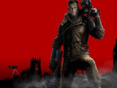 """William Joseph """"BJ"""" Blazkowicz. Wolfenstein the new order and old blood. Such a badass. Hell I can see where Stan gets he badassness from:)"""