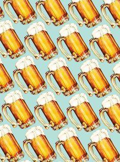 «Beer Pattern» de Kelly Gilleran