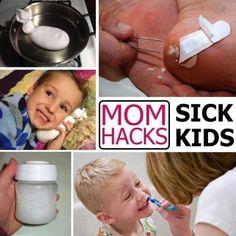 Sick Kids Remedies