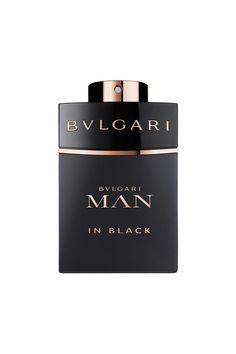 Mens Bvlgari Man In Black Eau De Parfum 60ml In 2020 Bvlgari Man In Black Black Perfume Eau De Parfum