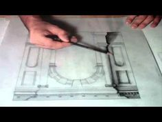 Sketching Classical Architecture (Part 1) - YouTube