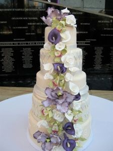 Irises - the TN state flower (MY FAV!) - Signature Cakes of Nashville