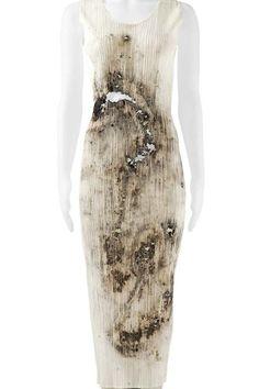 Lady McElroy couture tissu-Coucher de soleil tige