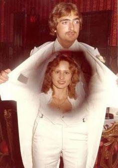 awkward wedding photos - what the f..?