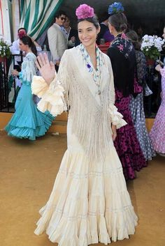 Gypsy, Victorian, Costumes, Boho, Lady, Hair Styles, Spain, Outfits, Dresses