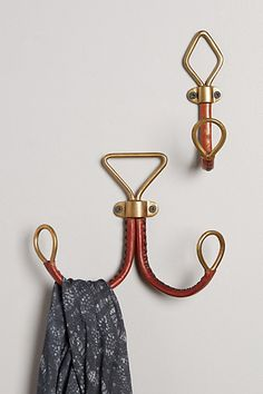 Equestrian Hook #anthropologie @kort