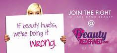beauty redefined - the nation's first body positive billboard campaign (Salt Lake City Utah)