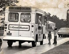 Kids line up for ice cream from Good Humor man Charles Deitch in Smithtown. Good Humor Man, Montauk Point, Huntington Station, Trip The Light Fantastic, White Truck, Kids Line, Suffolk County, Long Island Ny, Island Girl