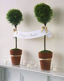topiary banner