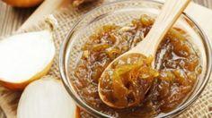 Cibuľová marmeláda - najlepšia na slané kiše! Chili, Brunch, Soup, Snacks, Breakfast, Ethnic Recipes, Chile, Chilis, Soup Appetizers