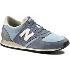 Sneakersy NEW BALANCE - Classics U420RPB Szary