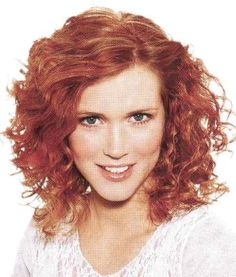 Oval Face Shape medium Hairstyles for curly hair | Home » Curly Hairstyle » Hair Style For Naturally Curly Medium To ...