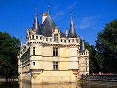 Rideau Castle France