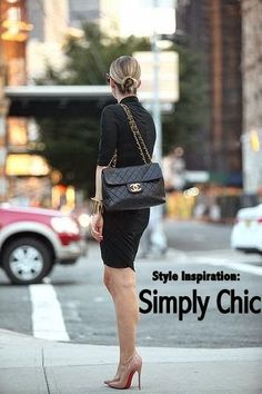 Style Inspiration: Simply Chic