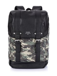 Guess Street Fighting Backpack - fablife.de