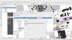 QGIS tutorial : Custom Forms