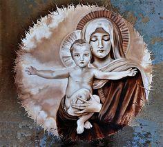 La Vierge Marie et Jésus-Enfant
