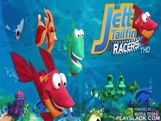 Jett Tailfin Racers  Android Game - playslack.com , a perfect race in the subsurface world created specially for phones and NVIDIA   Tegra slabs.  Instead of automobiles here you should direct an atomic fish and challenge with other species of fish in speed.  gathering  barrels you will have extra possibilities in the form of devices for contestants.  Having chose  up a tube, you should urgencies the button where devices blink, you should urgencies the button in time to appoint the…