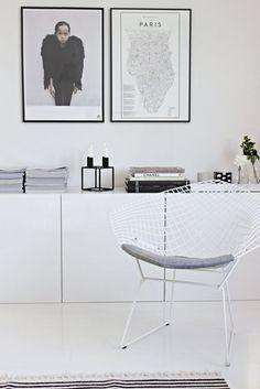 IKEA Besta sideboards creative wall design IKEA furniture - Before After DIY Lounge Design, Canapé Design, Wall Design, Home Design, Layout Design, Creative Design, Design Ideas, Hacks Ikea, Tv Furniture