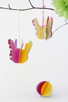Regnbågskaniner | Pysselbolaget