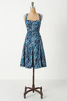 Acropora Dress by HD in Paris Anthropologie