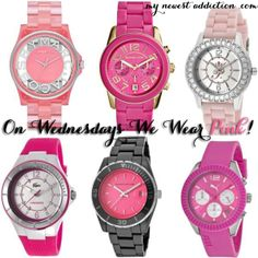 On Wednesdays We Wear Pink - My Newest Addiction