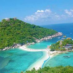 Koh Phangan je predivno tajlandsko ostrvo, koje se nalazi u njegovom jugoistočnom delu, u provinciji Surat Tani. Prostire se na površini od 168 km2. Glavni grad i administrativni centar ostrva je Tong Sala, a jedna od najvećih pokrajina je Surat Tani.#tajland #phangan #ostrvo #uzivanje #odmor #plaza #uzivajsanama #maja_tours