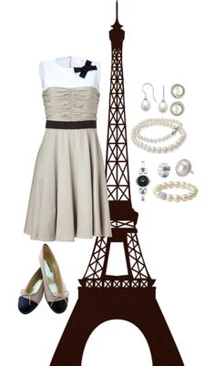 Pearls, created by hayleejade3 on Polyvore