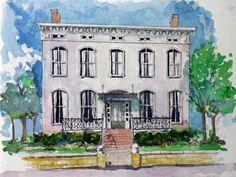 St. Louis | Joe McGauley Paintings | St Louis Missouri