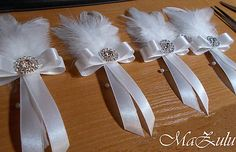 All Tied Up, Feather Crafts, Funeral Flowers, Corsages, Boutonnieres, Diy Flowers, Wedding Gifts, Groom, Fashion Dresses