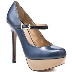 mari jane, madden bellahh, bellahh blue, heel, mary janes, steve madden, shoe, blues, blue multi
