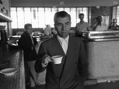 """1936: Charles """"Lucky"""" Luciano is sent to prison on 62 counts of compulsory prostitution. After serving 10 years of a 30-to-50-year sentence, Luciano will be released and deported to Italy, where he will live out the rest of his life in exile."""