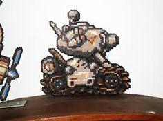 Resultado de imagen para metal slug pixel art