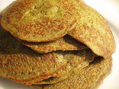 Indian black-eyed pea savory pancakes