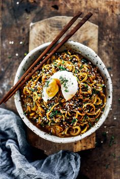 Asain Zoodles  Noodles  3 zucchini squash  3 yellow summer squash  1 T sesame oil  Sauce  1/4 cup coconut aminos  2-4 T maple syrup   1/4 cup balsamic vinegar  Frank's Hot sauce to taste  1/4 cup cold water mixed with arrowroot flour  1 T arrowroot flour