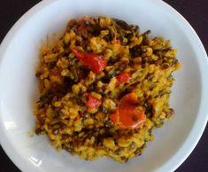 Recette RIZ COCOTE de ma maman par mamiekinder - recette de la catégorie Plats végétariens