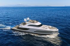 The BeachClub 660 is the evolution of the BeachClub 660 and represents one of a range from 19m to 34m. Designed by Cor D. Rover and Ginton Naval Architects.