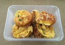 Keto Friendly Quiche Muffins