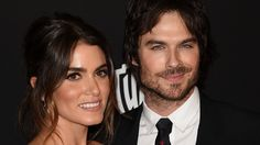 Ian Somerhalder & Nikki Reed Are Married & The Photos Of The Happy Couple Look Gorgeous   Bustle